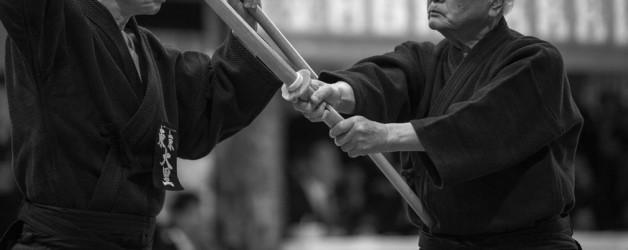 BKA Jodo Kangeiko – Saturday 16th January 2016