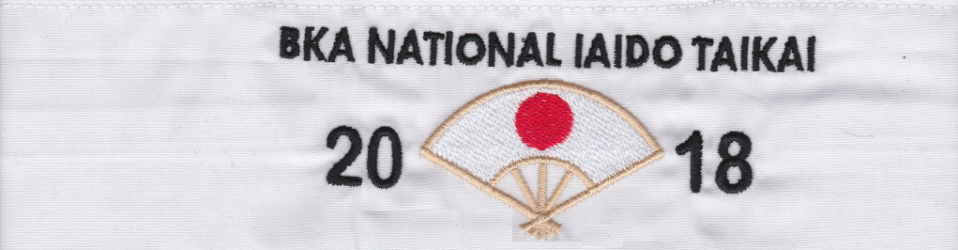 Iaido Nationals – results and videos